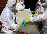 Asbestos Removal in Orange County and Surrounded Areas